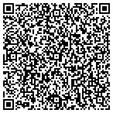 QR-код с контактной информацией организации ЧАО «НПФ «Сенсор»