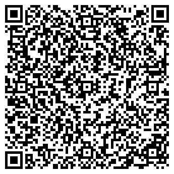 QR-код с контактной информацией организации АБА МАРКЕТ