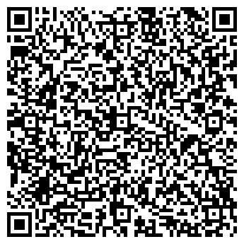QR-код с контактной информацией организации Лизард, ООО