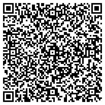 QR-код с контактной информацией организации Электромир, ООО