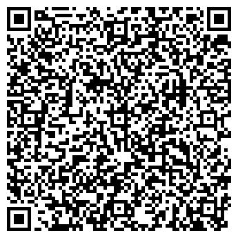 QR-код с контактной информацией организации КЕБТУР