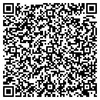 QR-код с контактной информацией организации FD PLAST