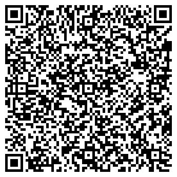 QR-код с контактной информацией организации ULLA POPKEN