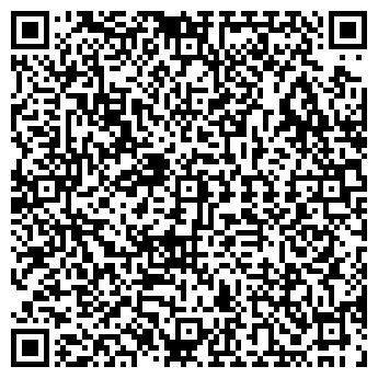 QR-код с контактной информацией организации ООО КАДО-ПРИМ