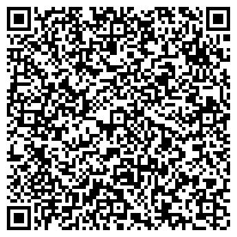 QR-код с контактной информацией организации ЦВЕТМЕТОБРАБОТКА, ОАО