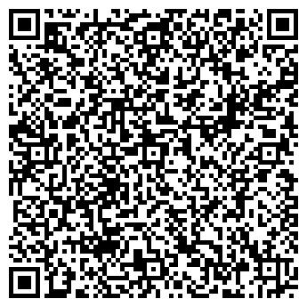 QR-код с контактной информацией организации Биомедсервис