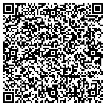 QR-код с контактной информацией организации ООО Постстрой