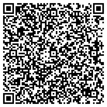QR-код с контактной информацией организации Альянс Трейдинг