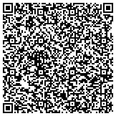 QR-код с контактной информацией организации АДИС Авто, Официальный дилер Mitsubishi, Peugeot и Ssang Yong