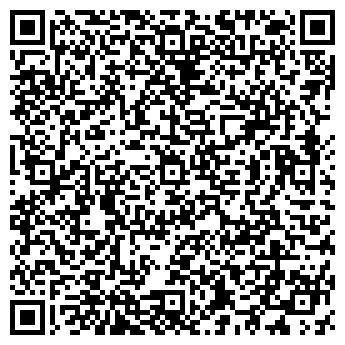 QR-код с контактной информацией организации Веломагазин, ЧП