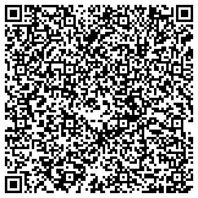QR-код с контактной информацией организации Луцккоммунмаш, ООО официальный диллер ТЕХКОММАШ, ООО