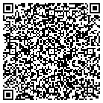 QR-код с контактной информацией организации EVRO, ООО