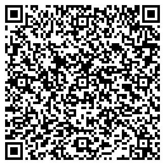 QR-код с контактной информацией организации COURSE