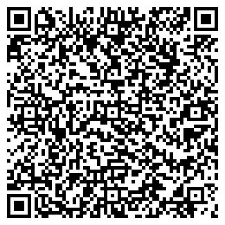 QR-код с контактной информацией организации Лакки Групп, ИП
