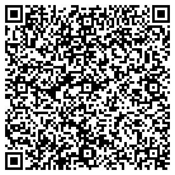 QR-код с контактной информацией организации ИП Ситкалеева