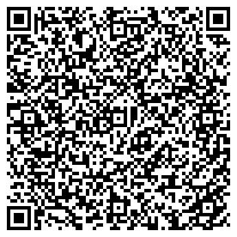 QR-код с контактной информацией организации Франсавто, ООО