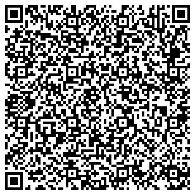 QR-код с контактной информацией организации ТЕРЯЕВСКАЯ ПОСЕЛКОВАЯ БИБЛИОТЕКА