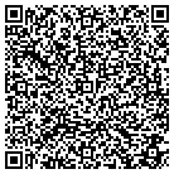 QR-код с контактной информацией организации Украфлора, ООО