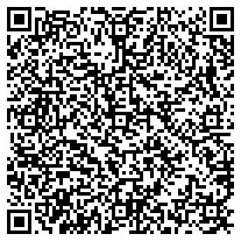 QR-код с контактной информацией организации Тубор Плюс, ООО