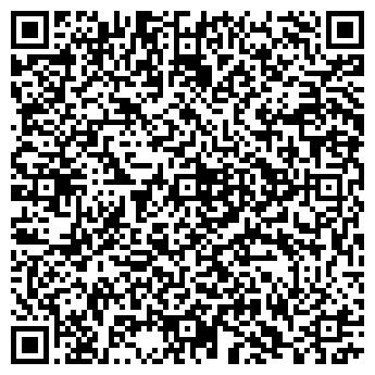 QR-код с контактной информацией организации ФМ КУХНИ АННА