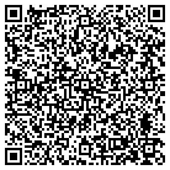 QR-код с контактной информацией организации Мотосалон «Freerider»