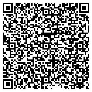 QR-код с контактной информацией организации Овация, ИП