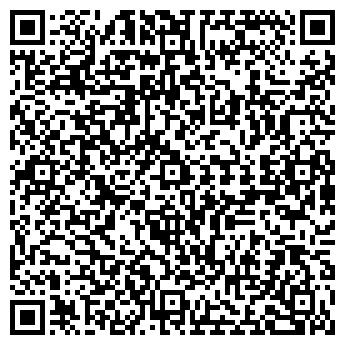QR-код с контактной информацией организации Землогистика, ООО