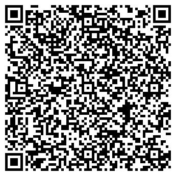 QR-код с контактной информацией организации Автовышка, ИП