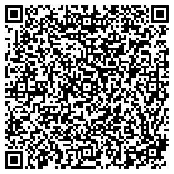 QR-код с контактной информацией организации ЦВЕТОЧНАЯ УПАКОВКА