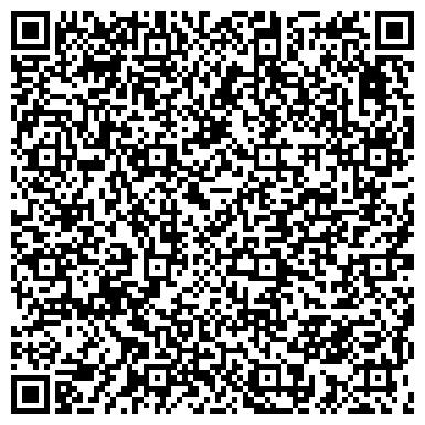 QR-код с контактной информацией организации ПЕТРОПАВЛОВСК, ИЙ ЭКОНОМИЧЕСКИЙ КОЛЛЕДЖ