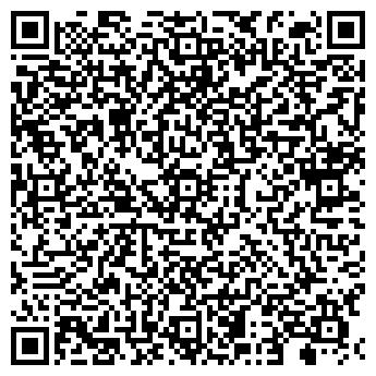QR-код с контактной информацией организации СПД Летушко М.А.