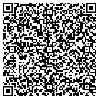QR-код с контактной информацией организации Андбоб