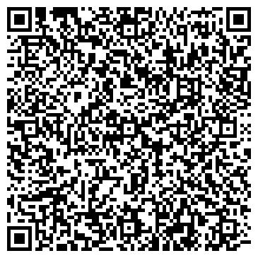 QR-код с контактной информацией организации Клуб любителей кошек ЖАНЫМ