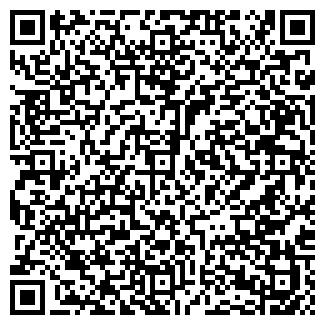 QR-код с контактной информацией организации НА БАТУТЕ