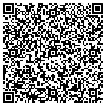 QR-код с контактной информацией организации bravo profil