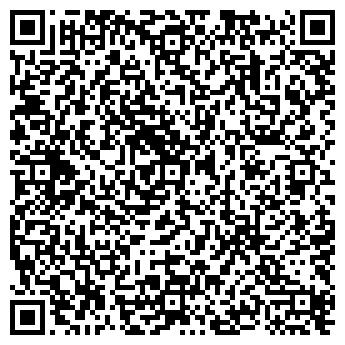 QR-код с контактной информацией организации INDOOR CARTING