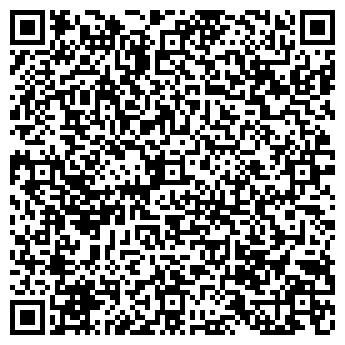 QR-код с контактной информацией организации Оквалент, ООО