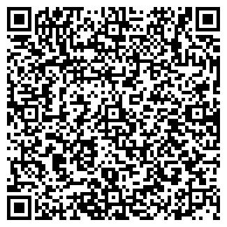 QR-код с контактной информацией организации BABYCARAVAN