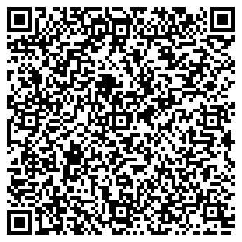 QR-код с контактной информацией организации Техпромпроект, OOO