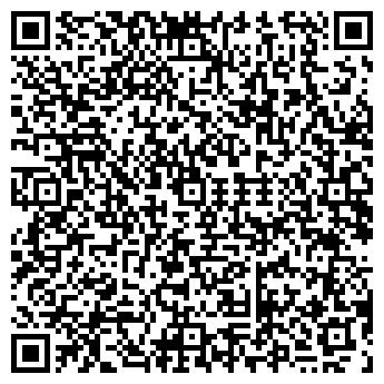 QR-код с контактной информацией организации ООО ИНАПРОЕКТ