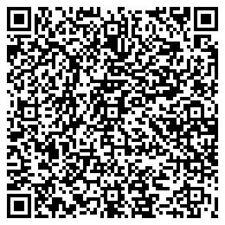 QR-код с контактной информацией организации АЛЕКНА