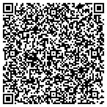 QR-код с контактной информацией организации Субъект предпринимательской деятельности СПД «Калашников Юрий Анатольевич»