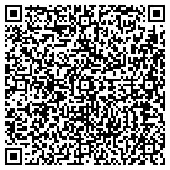 QR-код с контактной информацией организации Теризо Групп