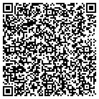 QR-код с контактной информацией организации ООО CENTRAL PROPERTIS