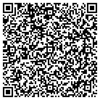 QR-код с контактной информацией организации РОМАНОФФ+