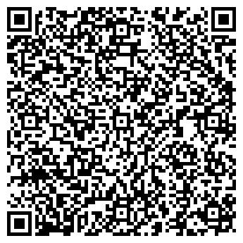 QR-код с контактной информацией организации Папук, ООО