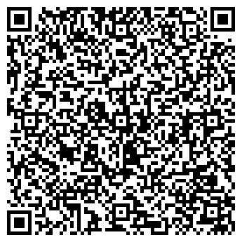 QR-код с контактной информацией организации ТУЯ, ЧП