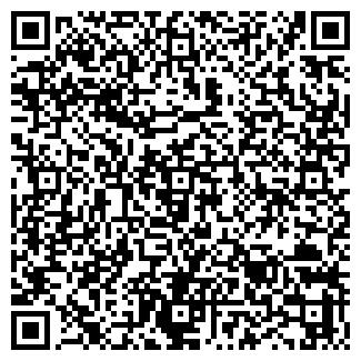 QR-код с контактной информацией организации BUDPROM