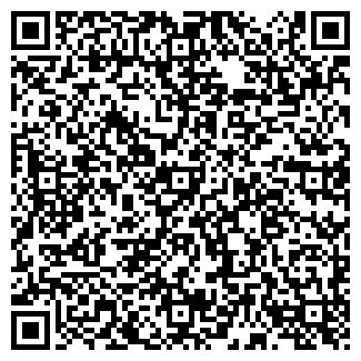 QR-код с контактной информацией организации Сервис Азия, ИП