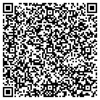 QR-код с контактной информацией организации ООО Алидэкс